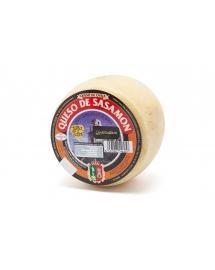 Queso Oveja de Sasamón Semicurado Pieza 1.7 Kg.