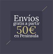 Gastos de envío gratis a partir de 50€ de compra
