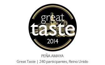 GREAT TASTE 2014